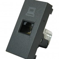 RJ45 network Ethernet Port Module