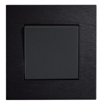 1G2W Light switch designer Wood Wenge Colour