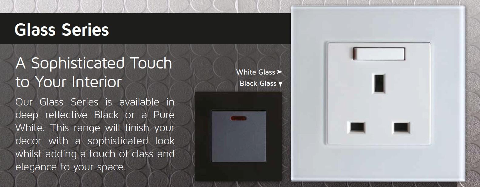 Unique Glass Crystal Range