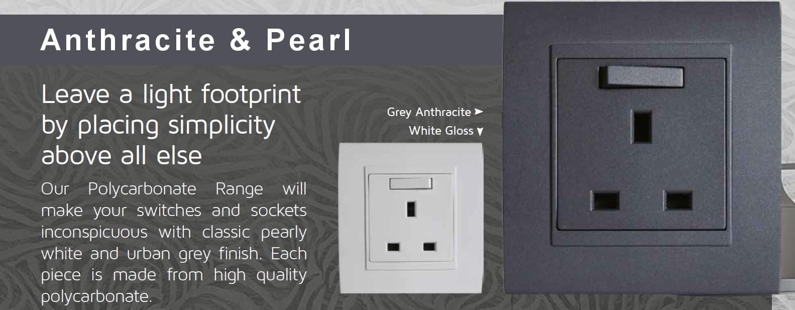 Anthracite & Pearl Range