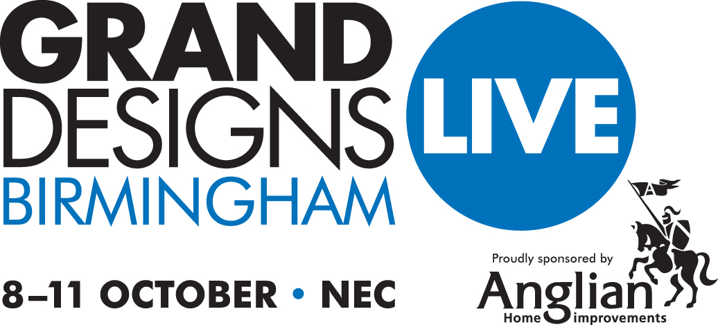 See us at Grand Designs Live - NEC Birmingham