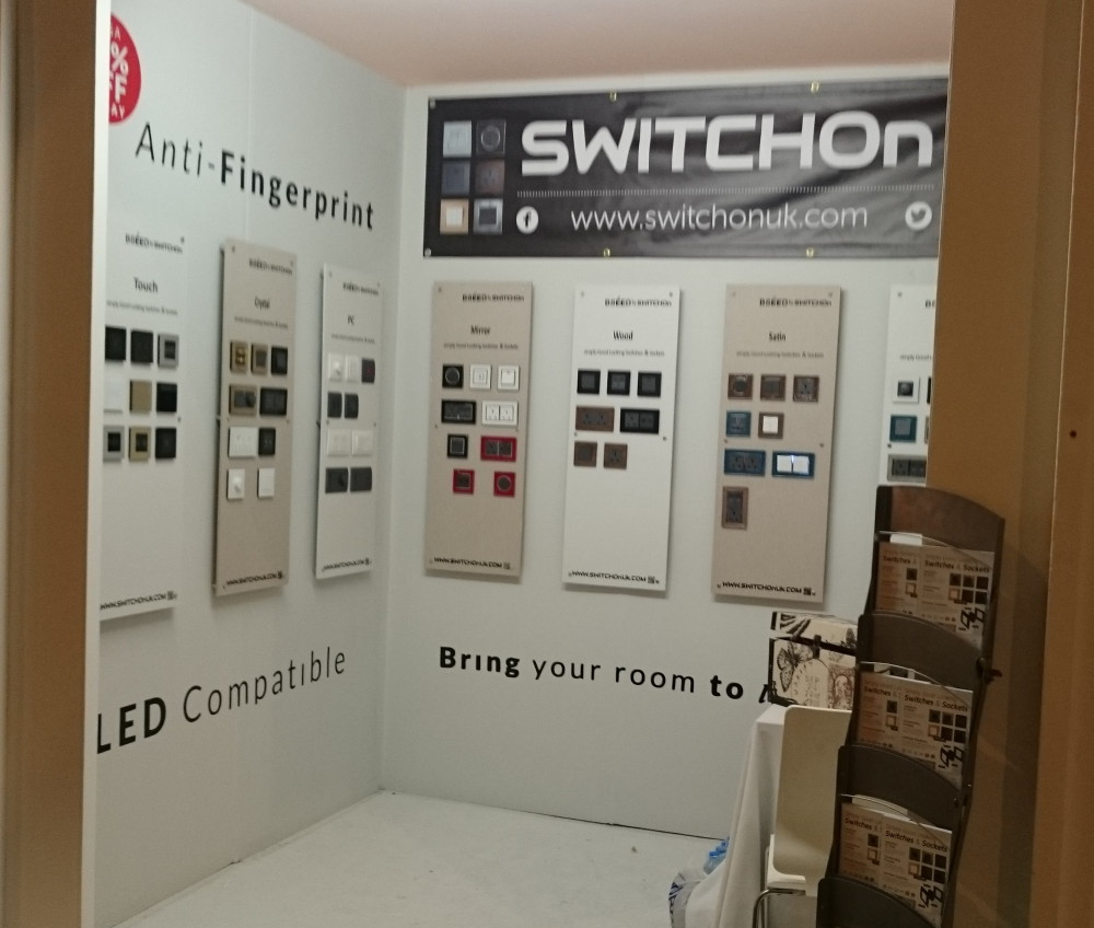 @switchonuk we were at Grand designs live